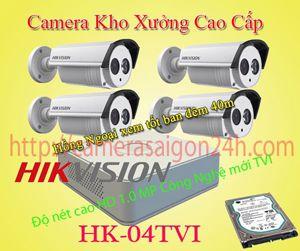 Lắp đặt camera quan sát giá rẻ Camera quan sát xưởng chất lượng cao