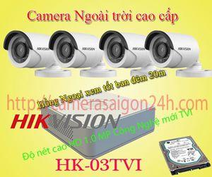 Lắp đặt camera quan sát giá rẻ camera quan sát kho xưởng cao cấp HIKVISON
