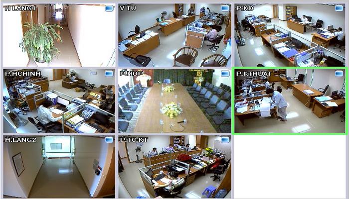công ty lắp đặt camera quan sát văn phòng kho xưởng