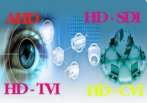 so sánh công nghệ HDTVI với những công nghệ khác
